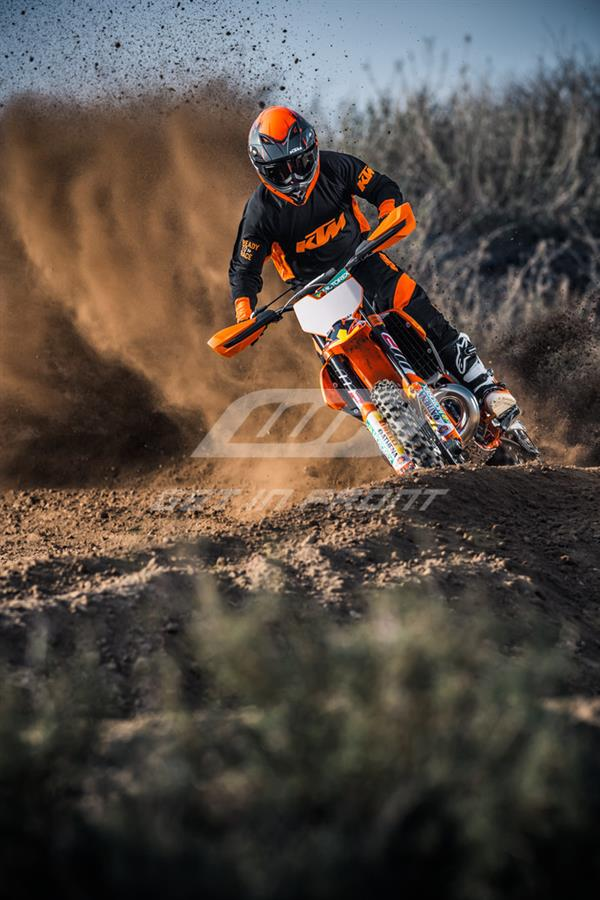 Moto Cross in color