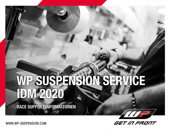 WP SUSPENSION SERVICE IDM 2020